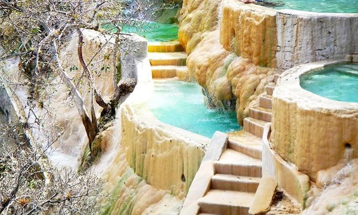 Visita las grutas de Tolaltongo